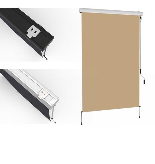 tout savoir sur le store vertical ext rieur venus. Black Bedroom Furniture Sets. Home Design Ideas