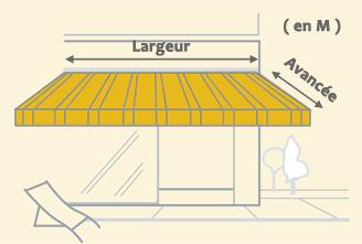 Store Banne à Coffre Intégral Store Banne Extérieur